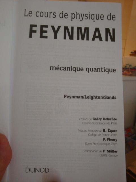 le cours de physique de feynman pdf